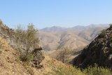 Uzbekistan, Zinzilban Gorge