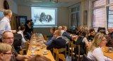 A memorial meeting dedicated to the outstanding Czech palaeontologist Professor Zdeněk V. Špinar too
